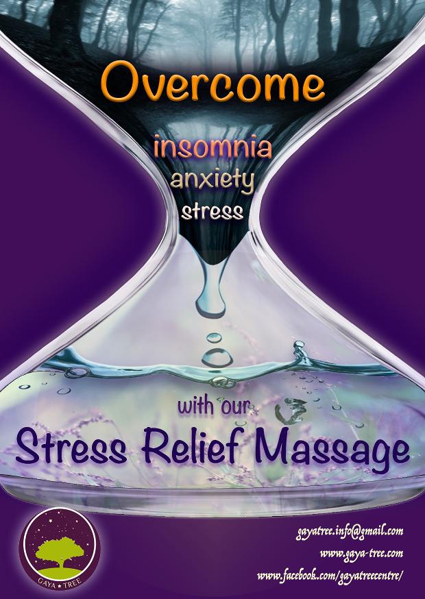 Massage Treatment Flyer