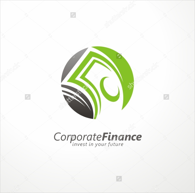 Money and Finance Logo