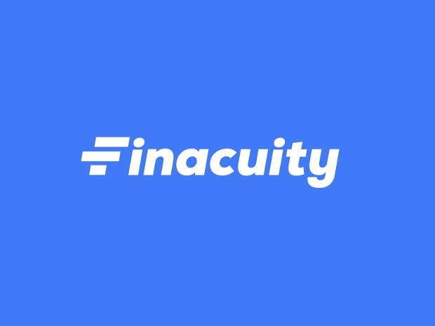 finacuity financial logo design