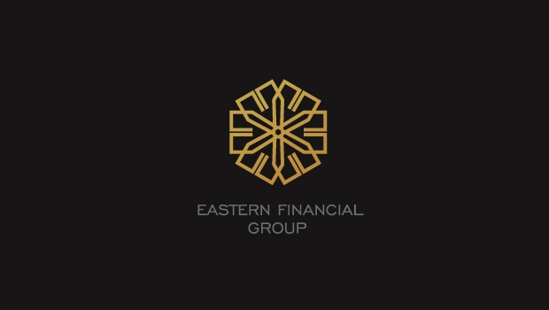 eastern financial group logo design