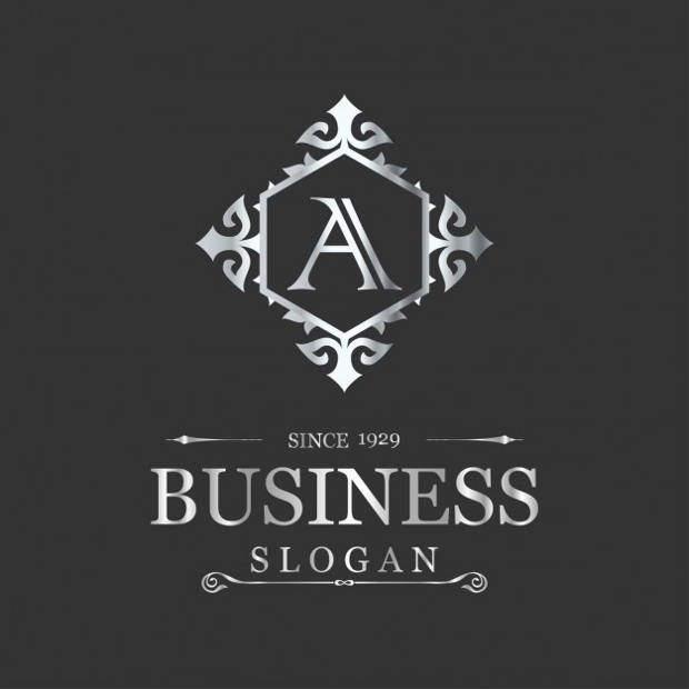 luxury business logo design