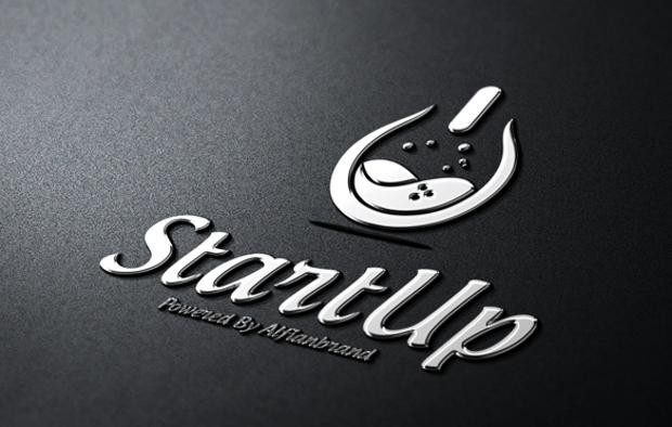 startup business logo