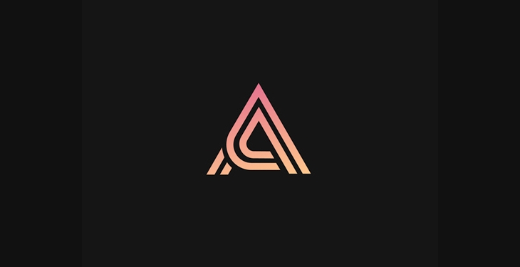 Process – A and L Creative Concept Logo by William Dos Santos