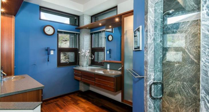 18+ Laminate Flooring Bathroom Designs, Ideas | Design Trends ... on
