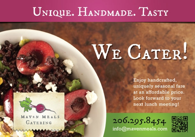 16  best catering flyer templates