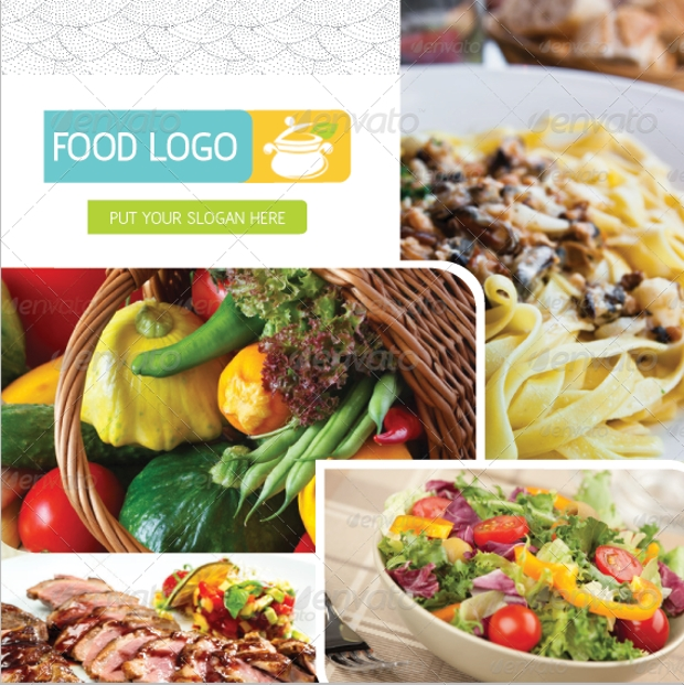 Food Service and Catering Flyer
