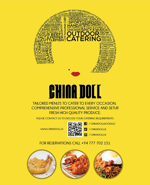 Outdoor Catering Flyer Design