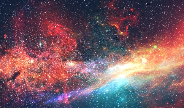 Space Galaxy Texture