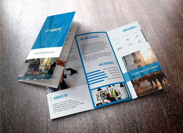 Multi Purpose Brochure Design