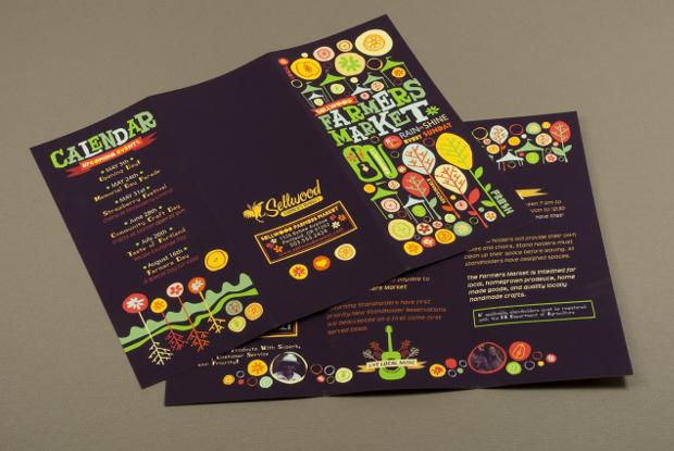 Farmers Market Brochure