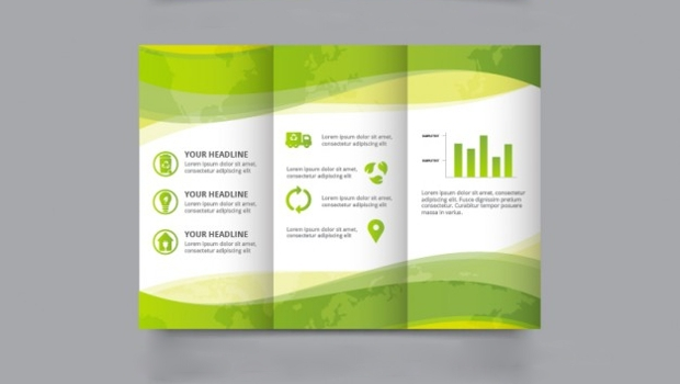 Eco Brochure Design Template