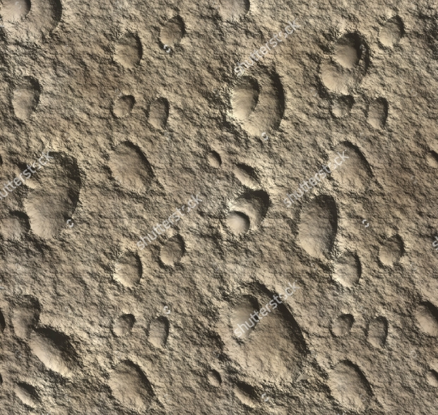 seamless moon wall texture