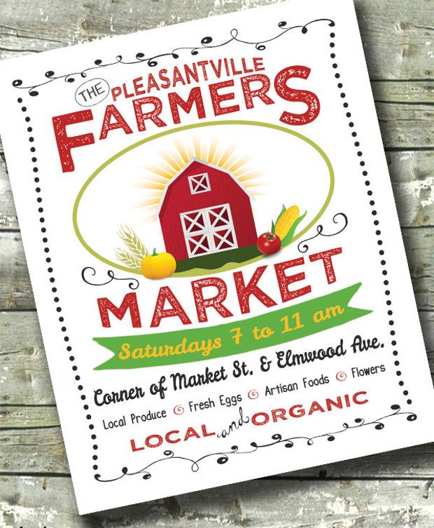 Farmer's Grocery Market Flyer