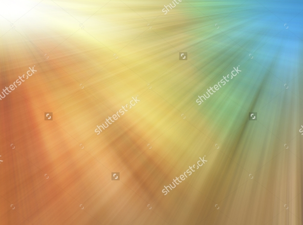 abstract colored sunrays texture