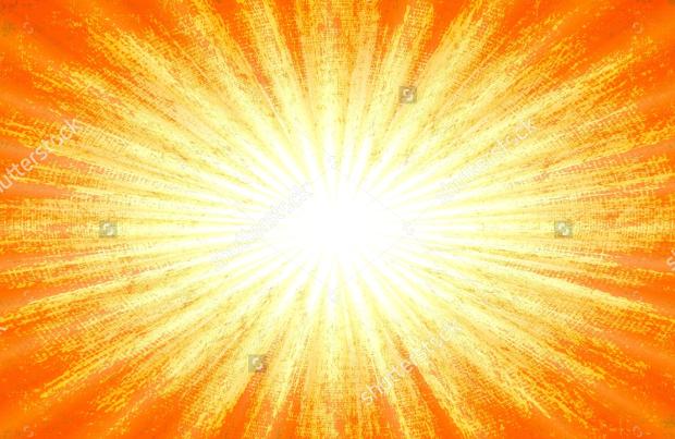 grunge hot summer sun texture