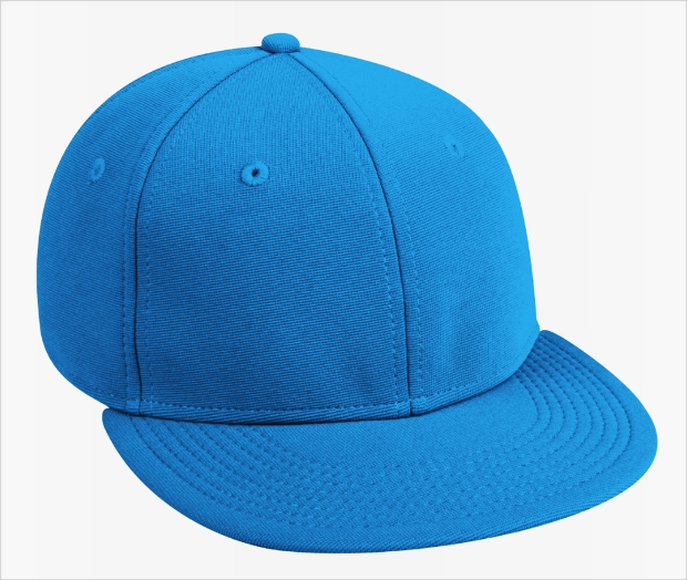 free wide hat mockup