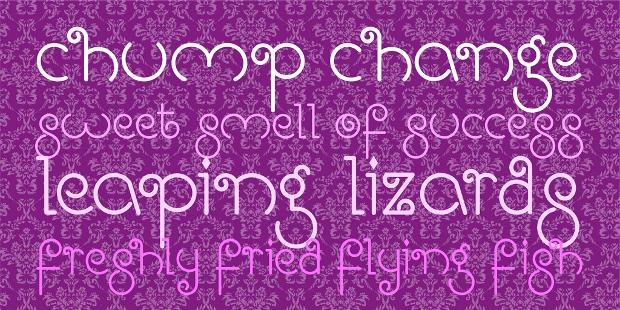bright diamond font