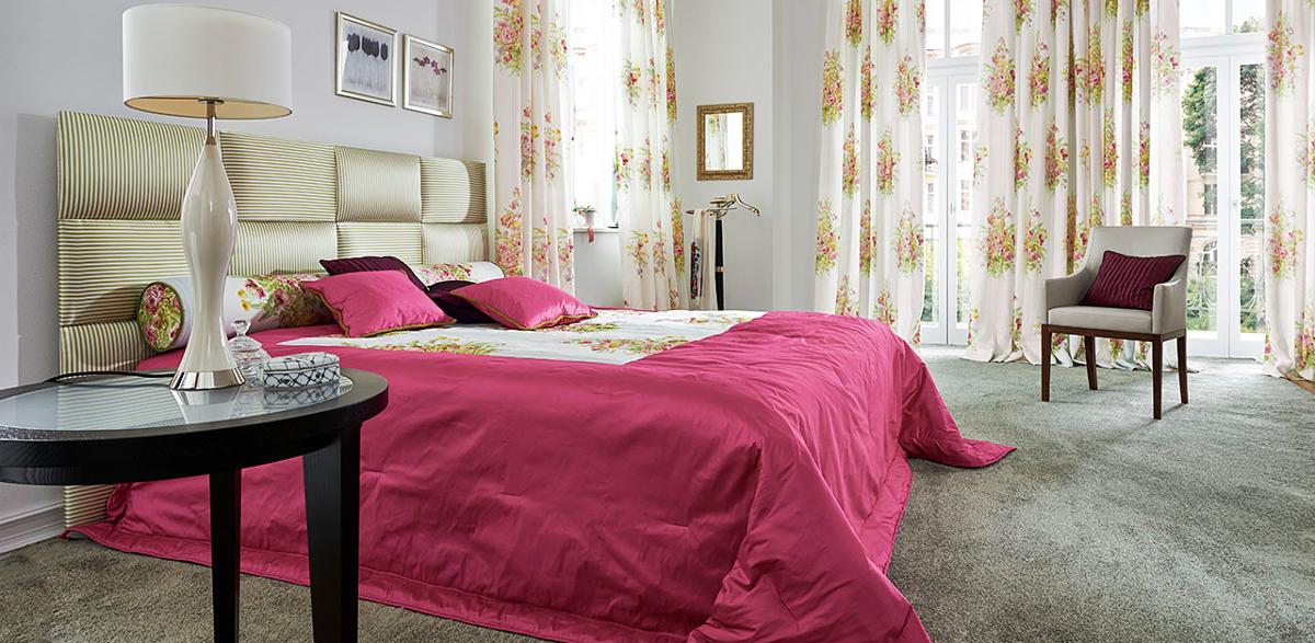 Chic blend bedroom