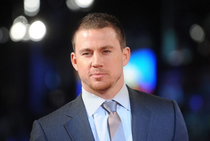 channing tatum short haircut