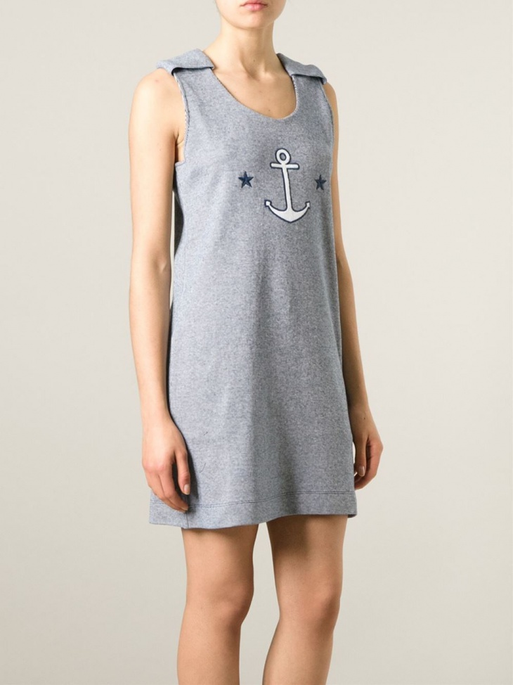 Anchor Mini Dress Design