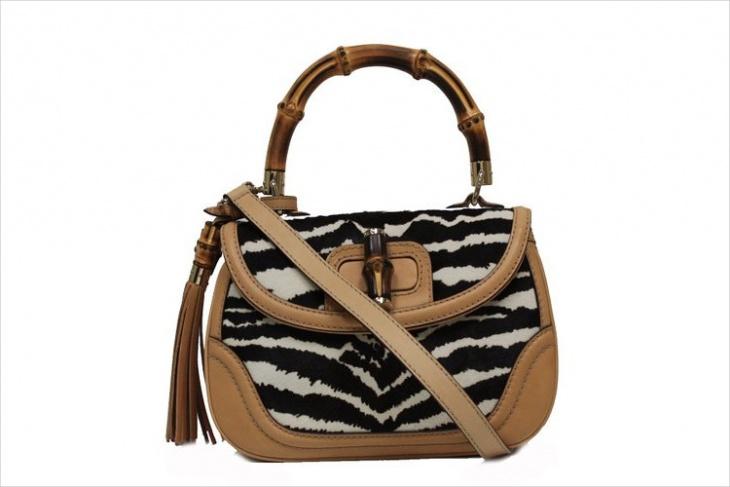 gucci bamboo handbag