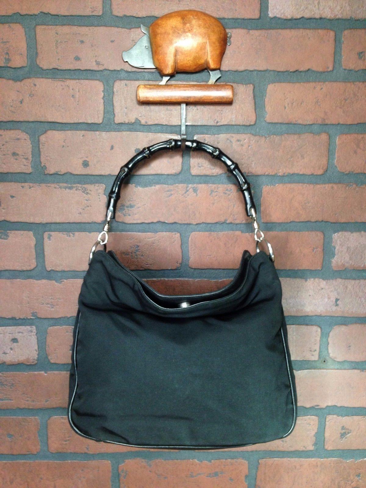 bamboo shoulder bag idea