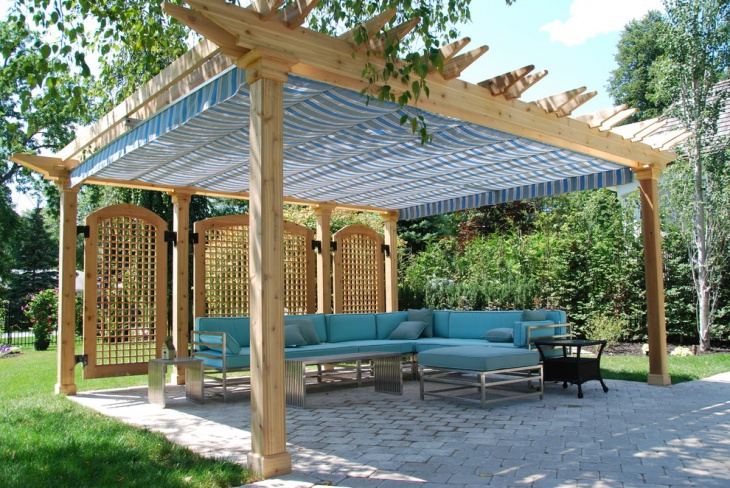 18 Wooden Pergola Designs Ideas