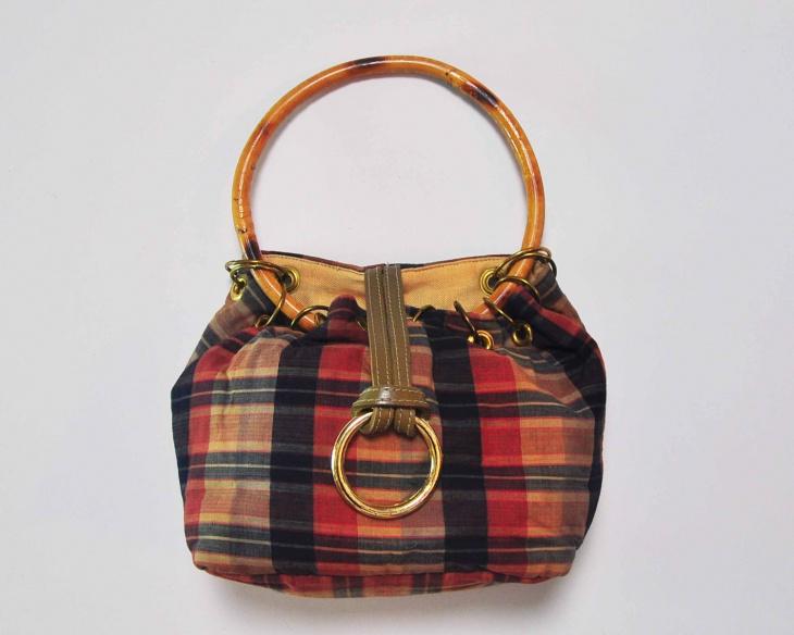 trendy bamboo bag design