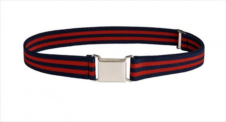 Stripes Pattern Belt