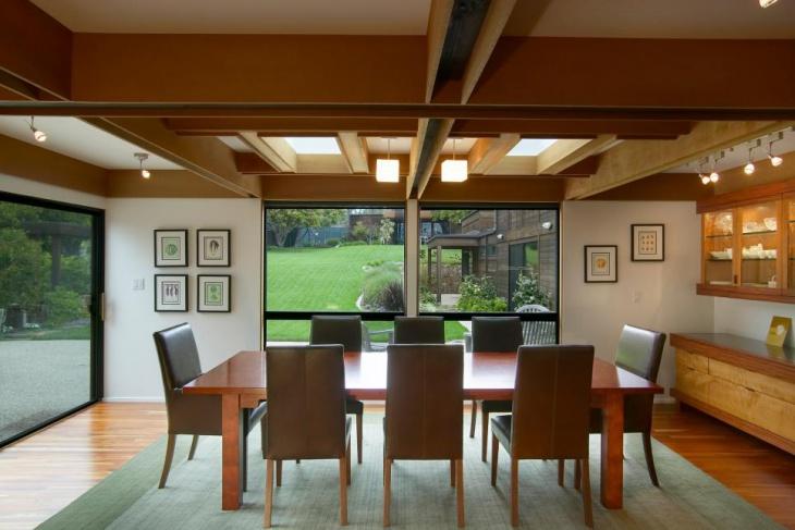 Dining Room Ceiling Skylight
