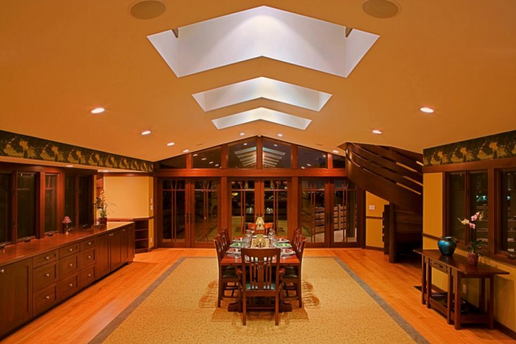 18 Dining Room Skylight Designs Ideas Design Trends