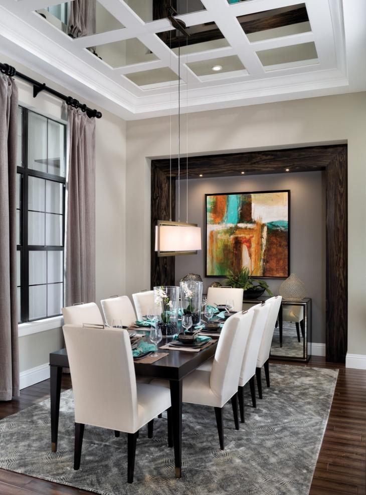 Designer Dining Rooms: 18+ Dining Room Skylight Designs, Ideas