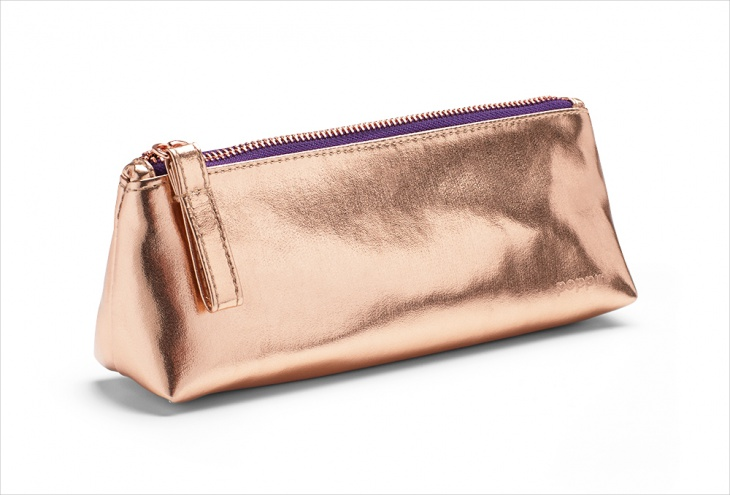 2. Copper Pencil Pouch