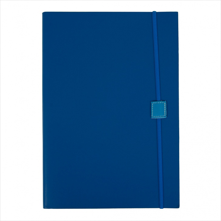 4. Recycled Leather Notebook