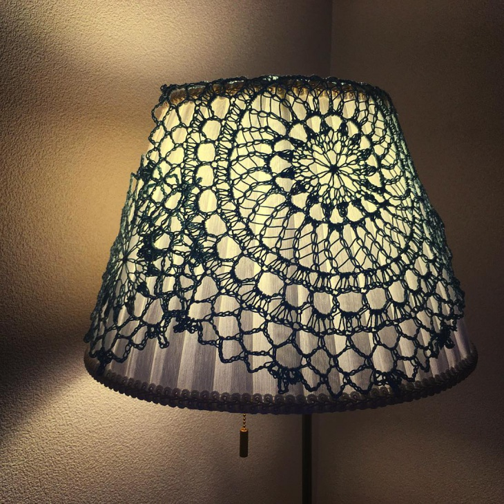 20+ DIY Lampshade Designs, Idea | Design Trends