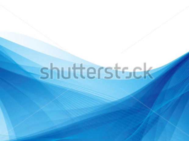 Blue abstract soft vector background