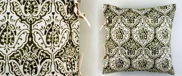 dominique small deco pillow