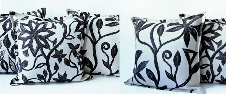 khovar pillow collection
