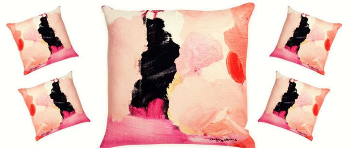alvadalen pillow by shilo engelbrecht