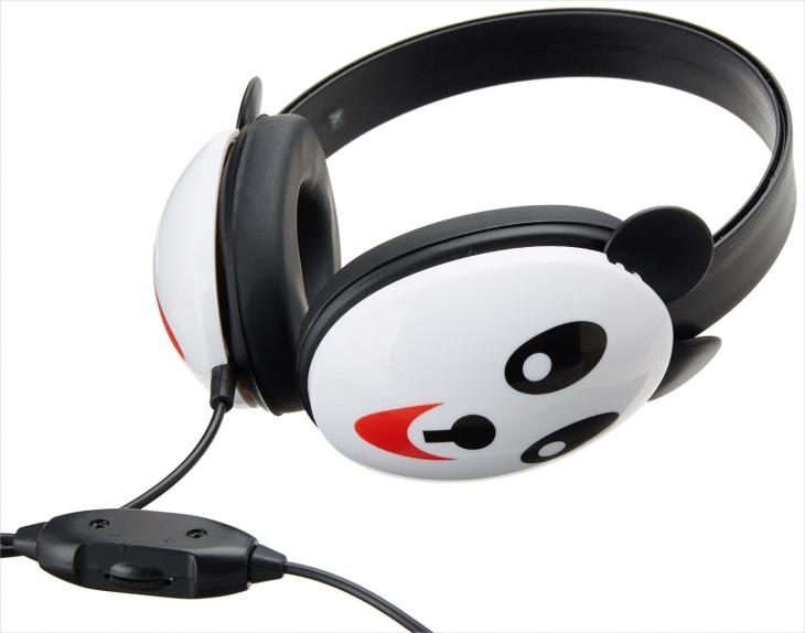 califone 2810 ti kids stereo and pc headphones