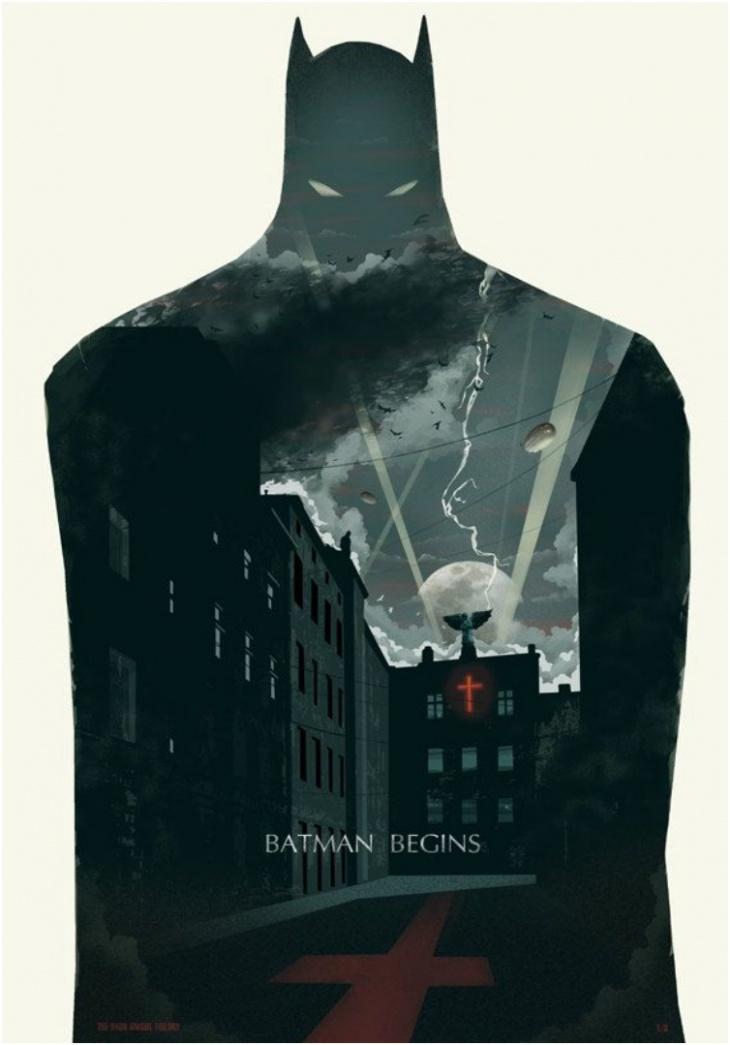 batman begins by michael rogers