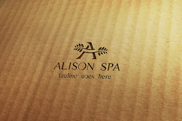 Beauty and Salon Spa Logo