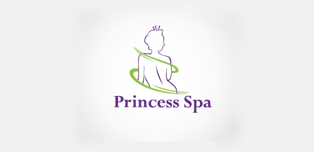 Princess Spa Logo