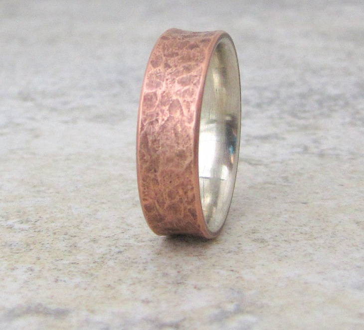 Copper Jewelry for Men