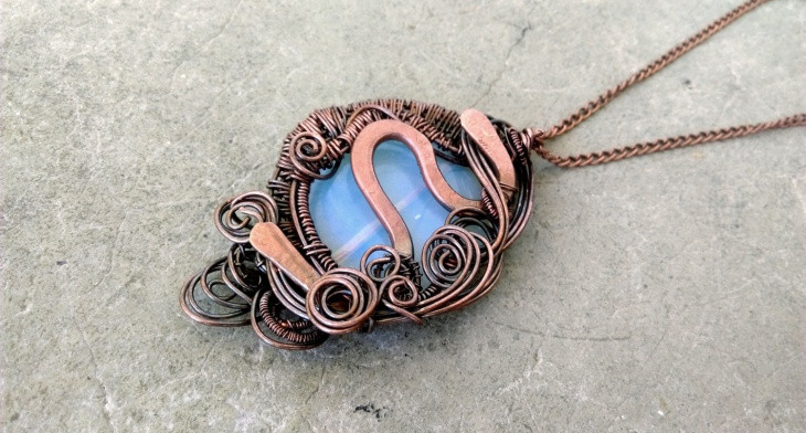 21+ Copper Jewelry Designs, Ideas | Design Trends - Premium PSD ...