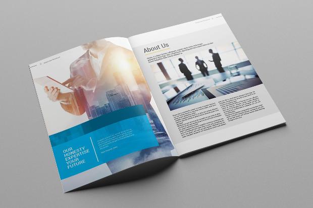Non Profit Organisation Brochure