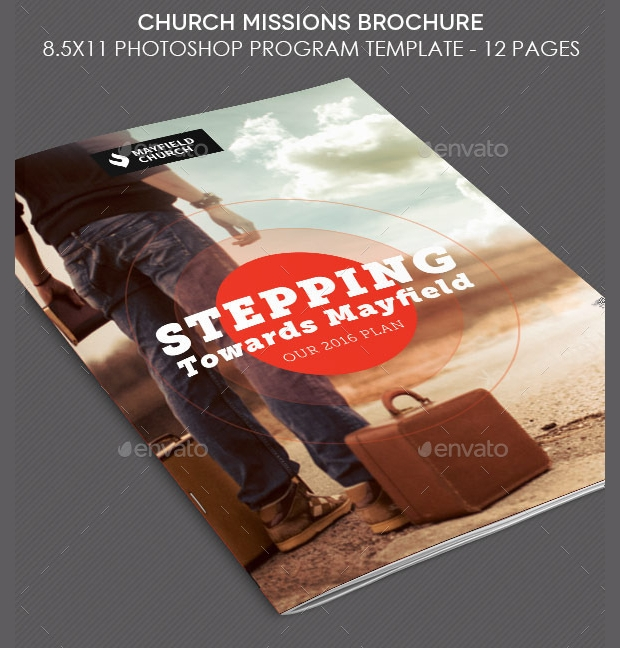 Church Missions Brochure