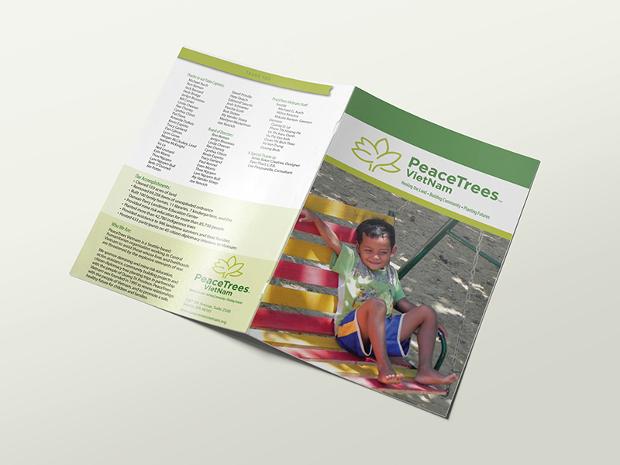 Non Profit Booklet Design