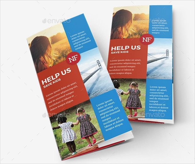 19  non profit brochure designs and templates