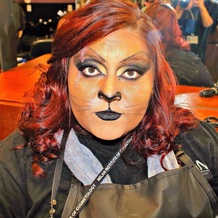 disney character eye makeup